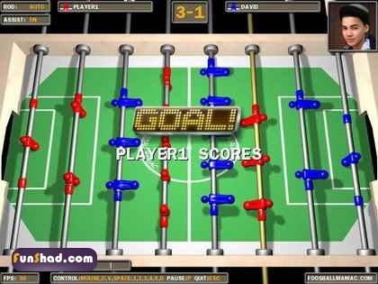 فوتبال دستی بازی کنید، اینبار در کامپیوتر