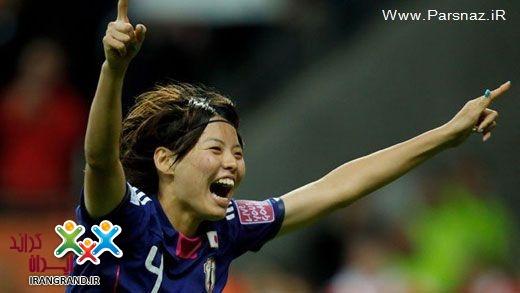 رسوایی اخلاقی بازیکن جوان تیم فوتبال زنان ژاپن