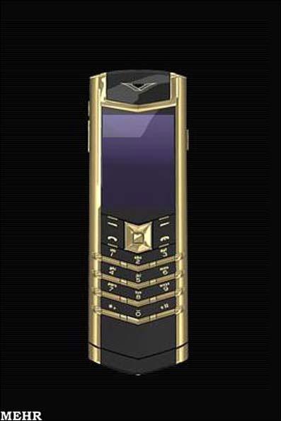 گوشی 121 هزار دلاری در بازار موبایل ایران