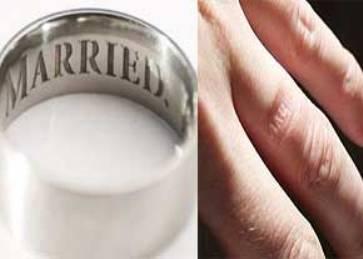 حلقه ازدواج برای جلوگیری از خیانت کردن!