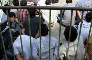 دستگیری ۴۰ عضو شبکه هرمی «ال تیم»