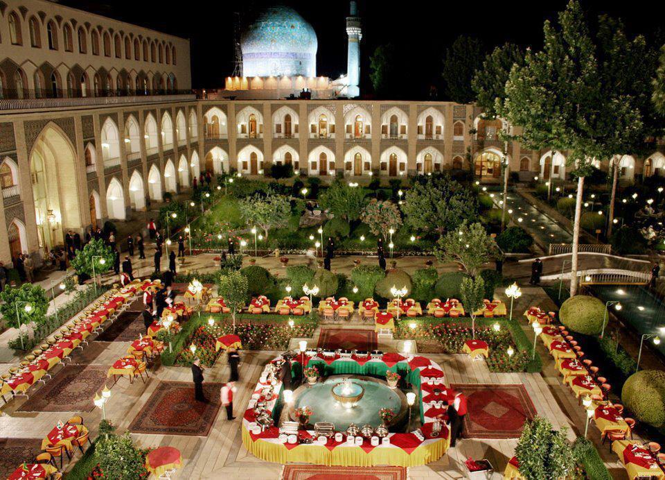 گرانترین هتل ایران