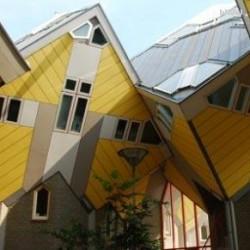 عکس هایی از جالب و شگفت انگیزترین ساختمان ها