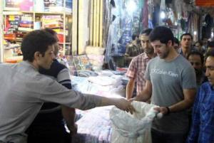 افشاگری کریم باقری در مورد سفر به آمریکا با پول کمک های مردمی