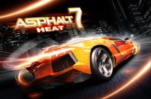 بازی خارق العاده آسفالت ۷ Asphalt 7: Heat v1.0.2 برای آیفون آیپاد آیپد