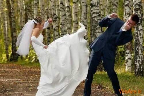 ده وضعیت خطرناک برای انتخاب همسر
