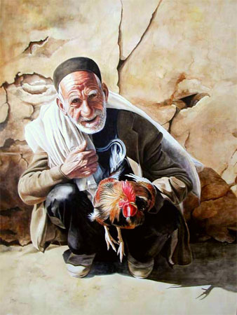 داستان کشاورز پیر