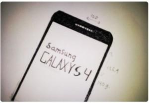 مشخصات گوشی Galaxy s4
