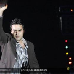 عکسهایی از کنسرت حمید عسگری در برج میلاد