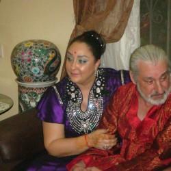 عکسهای بسیار جالب از ابی و همسرش مهشید