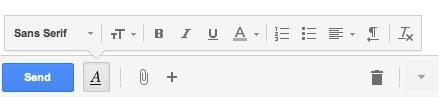 """تغییرات جیمیل برای """" نوشتن """" ایمیل"""