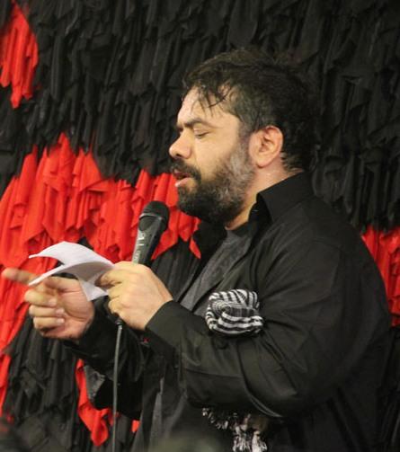آوای انتظار محمود کریمی برای محرم