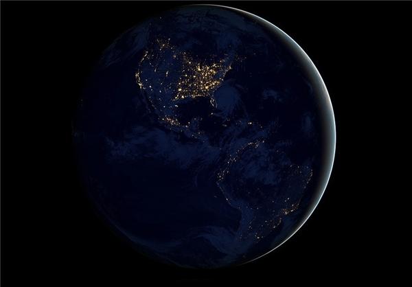 تصاویر دیدنی از روشنایی های زمین