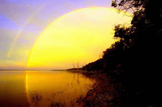 تصاویری از رنگین کمان های رویایی و واقعا دیدنی!
