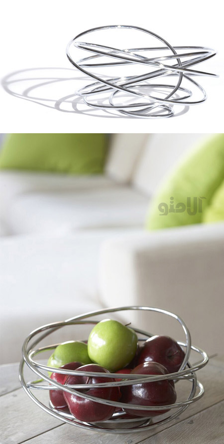 ایده های خلاقانه و فوق العاده زیبا برای ظرف میوه