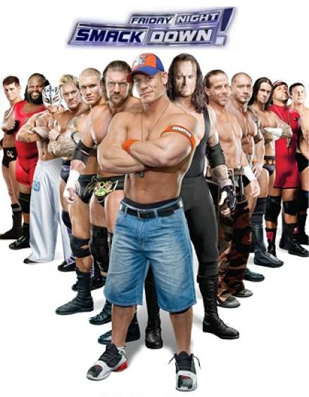 WWE Friday Night Smackdown 2012.12.07