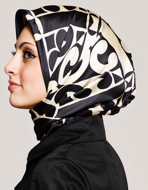 جدید ترین مدل های روسری لبنانی ۲۰۱۳