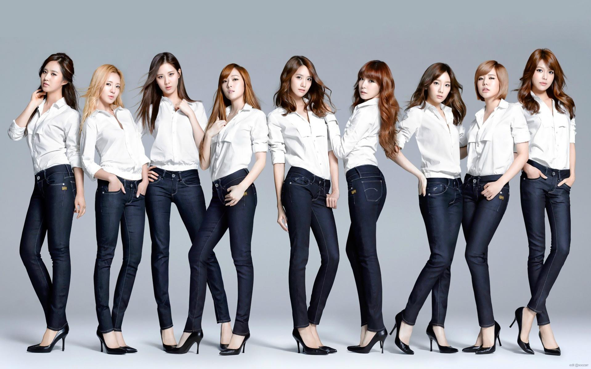 مدل های مختلف دخترها