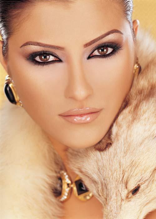آموزش آرایش چشم ترکی