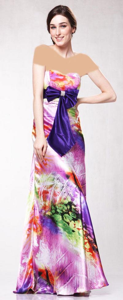 جدیدترین مدل های لباس مجلسی ۲۰۱۳