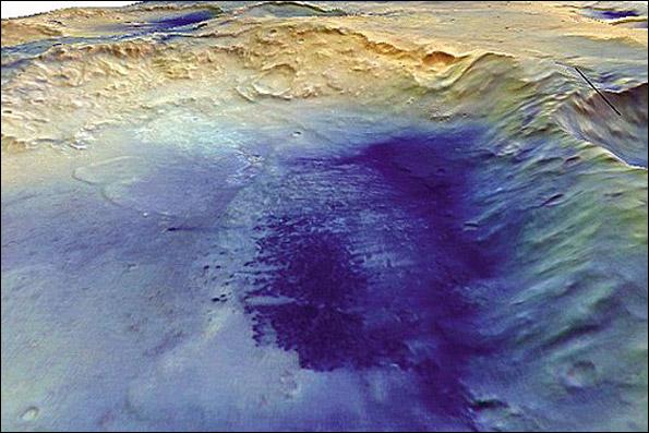 دانشمندان اعلام کردند که مریخی ها وجود دارند + عکس