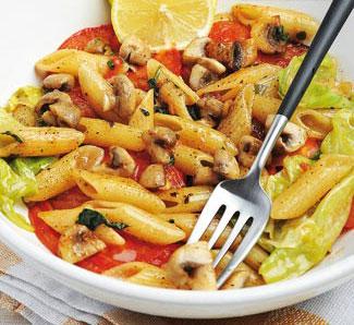 دستور تهیه پنه پریماورا غذای ایتالیایی لذیذ