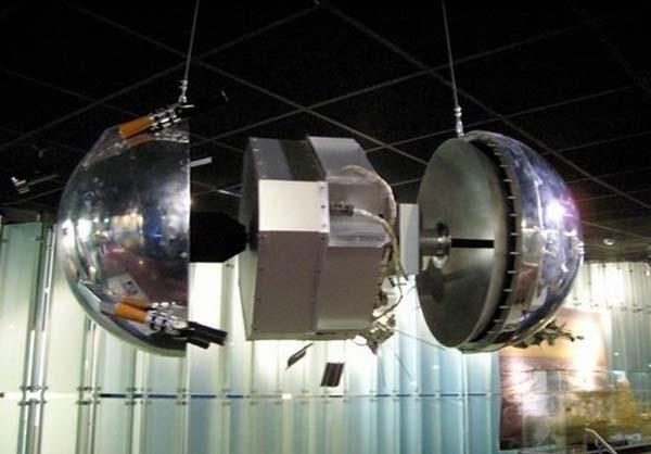 موزه فضانوردی در مسکو + عکس
