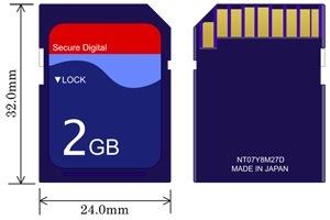 4 فاکتور اصلی به هنگام خرید کارت حافظه (SD Card)