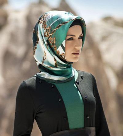 جدیدترین مدل های روسری مجلسی سال ۹۲