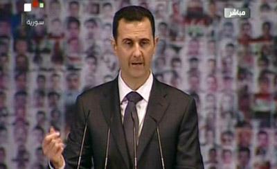 طرح بشار اسد برای حل بحران سوریه + متن کامل سخنرانی