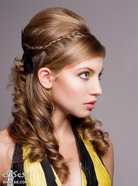 bride hairstyles 110 مدل مو عروس 2013