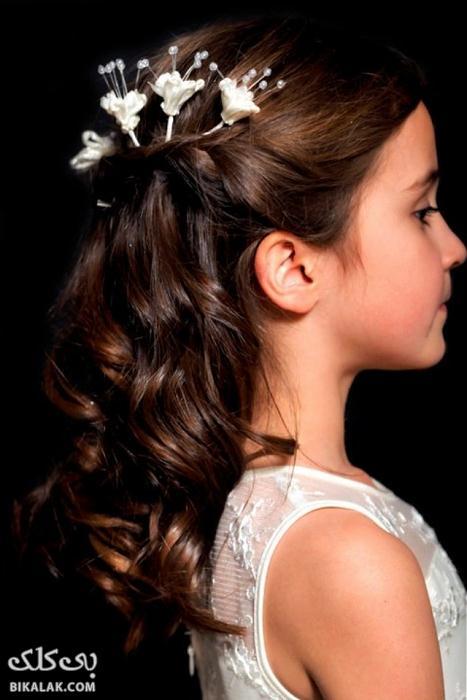 bride hairstyles 131 مدل مو عروس 2013