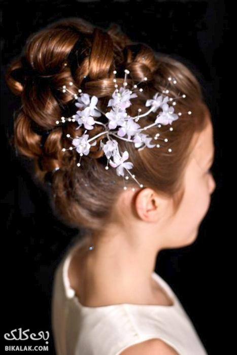 bride hairstyles 141 مدل مو عروس 2013