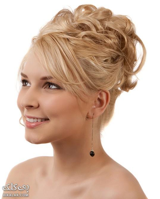 bride hairstyles 261 مدل مو عروس 2013