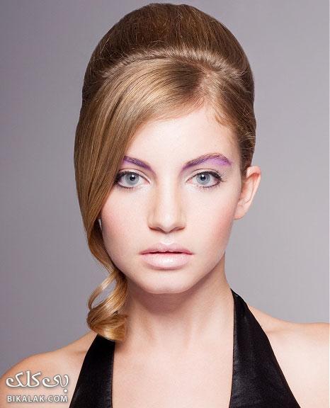 bride hairstyles 51 مدل مو عروس 2013
