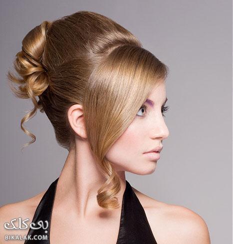 bride hairstyles 61 مدل مو عروس 2013