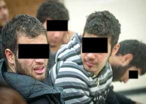 حکم اعدام برای ۲ زورگیر پایتخت صادر شد