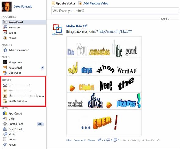 فیسبوک؛ در سال جدید خانه تکانی کنید!