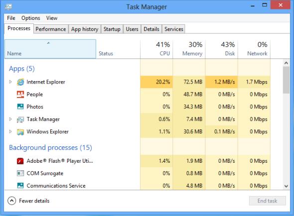 چگونه می توان ویندوز ۸ را سریع تر کرد ؟