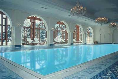 زیباترین استخرها در هتل های مختلف دنیا +تصاویر