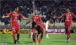 پیروزی پرگل تراکتورسازی ایران مقابل الجزیره امارات