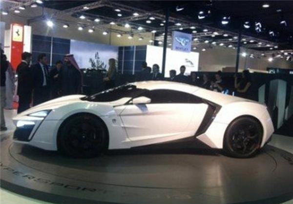 گرانترین خودروی جهان و صاحبش+عکس