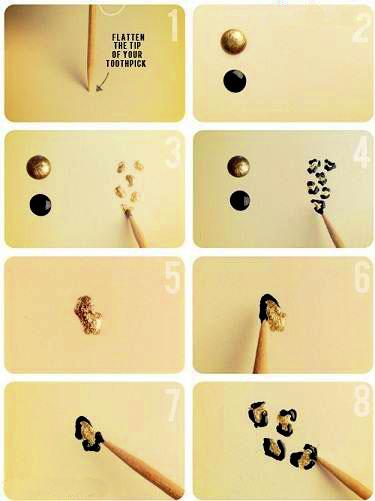 آموزش طراحی ناخن زیبا