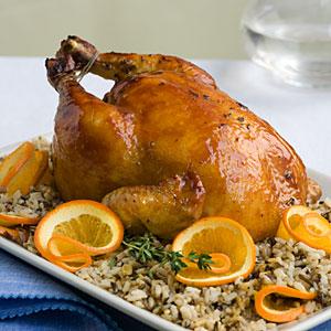 آموزش پخت مرغ تنوری با سس مخصوص