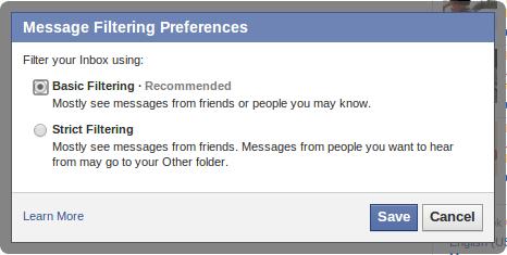 تنظیمات حریم خصوصی فیسبوک