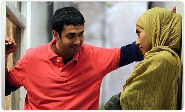 مصاحبه با حسین مهری، بازیگر نقش سینا در سریال زمانه