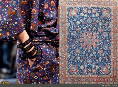 طرحهای ایرانی برای خانمهای اروپایی + عکس