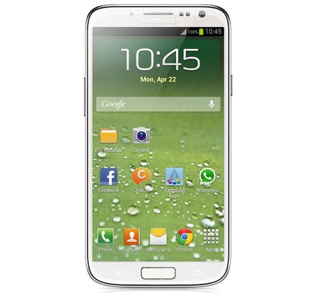 گوشی هوشمند گلکسی اس ۴ در تاریخ ۱۴ مارس پرده برداری خواهد شد