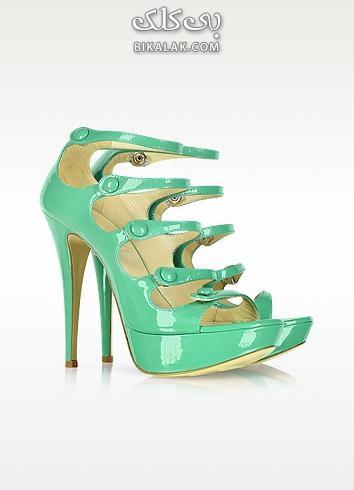 مدل کفش های صندل زنانه جدید و زیبا