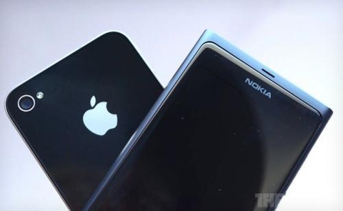 حضور نوکیا در دادگاه جنجالی به نفع اپل